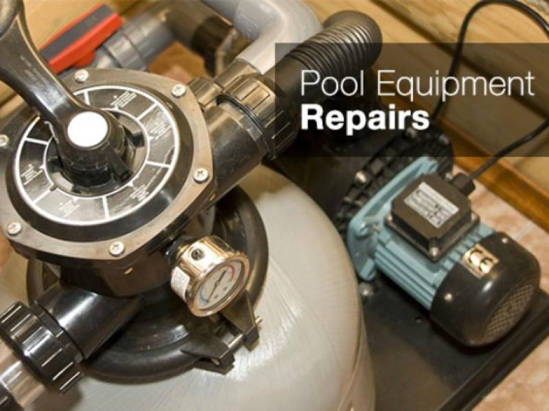 Dịch vụ sửa chữa và nâng cấp thiết bị hồ bơi