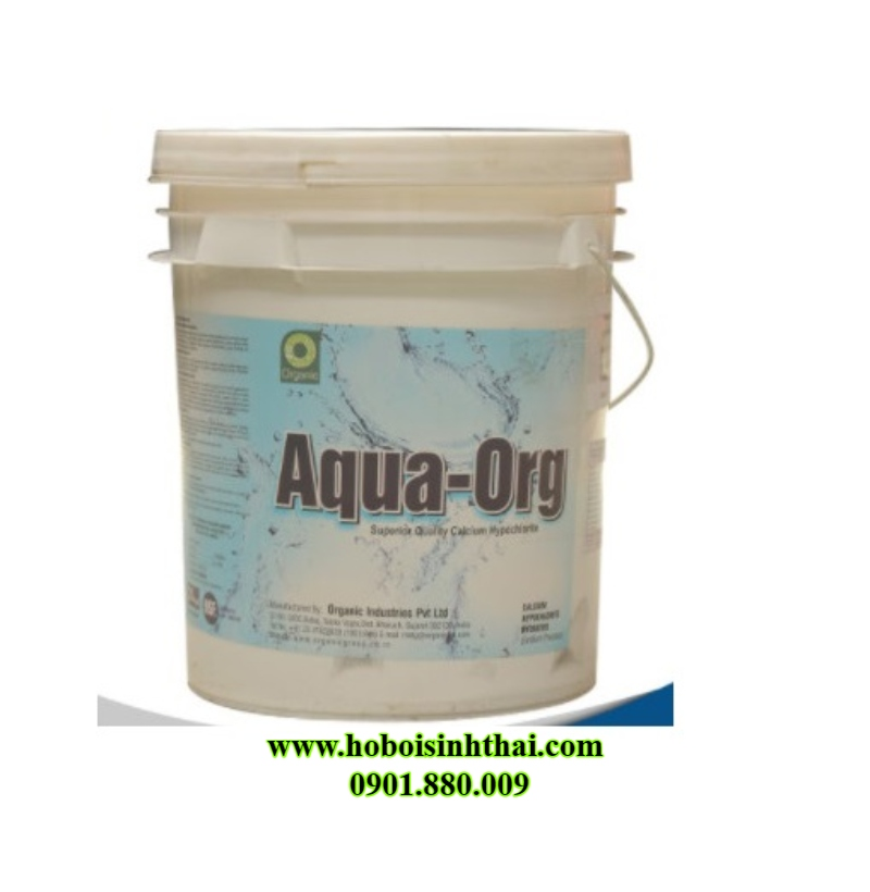 hóa chất clo hồ bơi