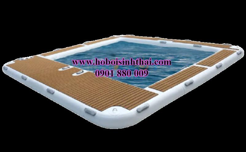 nhận làm thiết bị hồ bơi theo yêu cầu