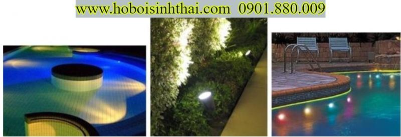 phân phối đèn hồ bơi toàn quốc