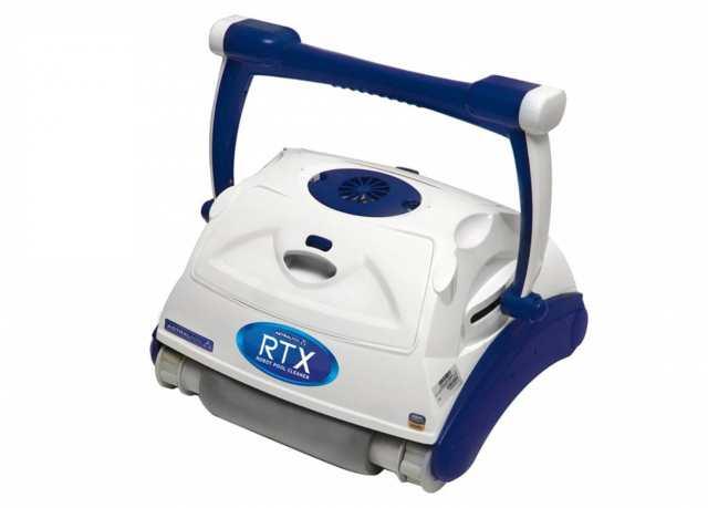 ROBOT VỆ SINH HỒ BƠI RTX