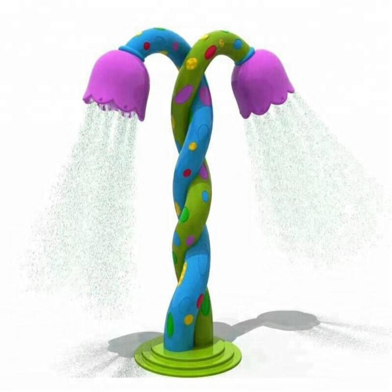 Xưởng sản xuất thiết bị vòi phun nước hồ bơi hình hoa đáng yêu